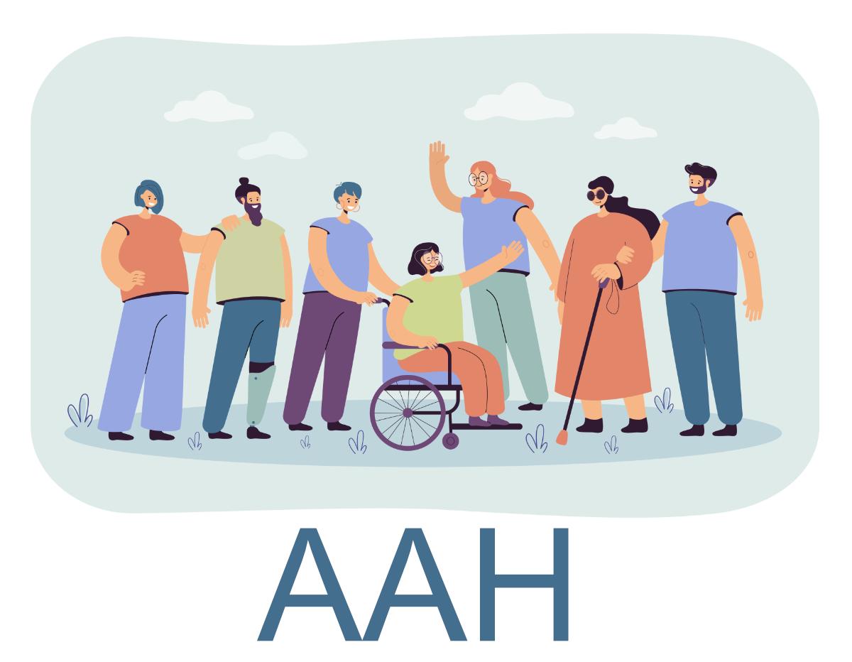 ALLOCATION AUX ADULTES HANDICAPÉS (AAH)