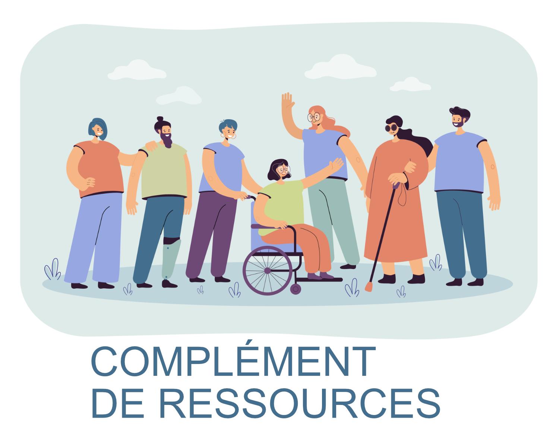COMPLÉMENT DE RESSOURCES AAH